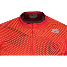 Sportful Bodyfit Team 2.0 Faster Jersey Herren red/anthracite